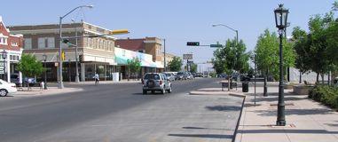 Deming, NM street scene